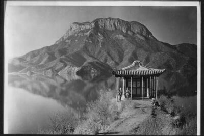 1930s China through the lens of Joseph Rock: Lugu Lake and Yongning Monastery