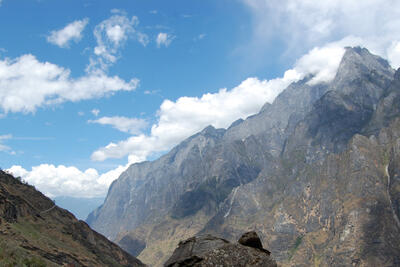 Tiger Leaping Gorge: Yunnan's classic trek
