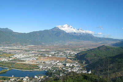 Hiking in Lijiang: Elephant Hill
