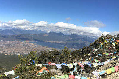 Hiking in Lijiang: Wenbi Mountain