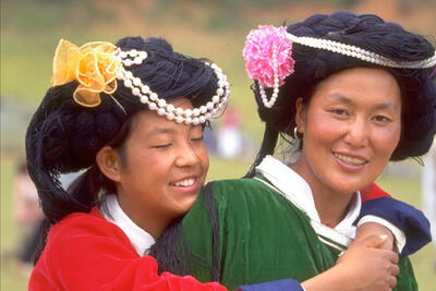 Lugu Lake, where women are in charge