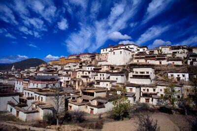 The historical evolution of Yunnan's Zhongdian, aka Shangri-la
