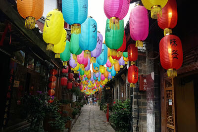 Snapshot: A change of heart in Lijiang Old Town