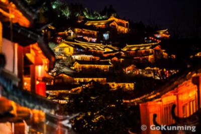 Getting away: Lijiang