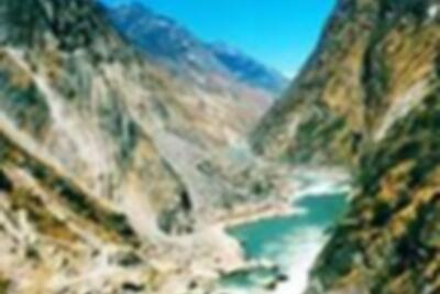 Will we lose Tiger Leaping Gorge?