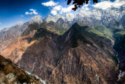 Getting Away: Tiger Leaping Gorge
