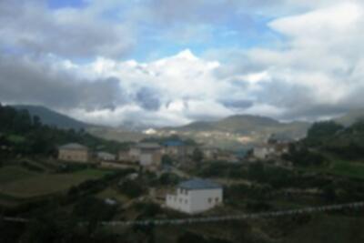 Cycling across heaven: From Deqin to Lijiang by mountain bike