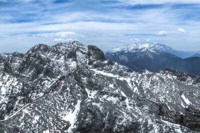 Summiting Yunnan's Jidege Mountain