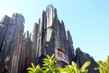 Yunnan Stone Forest GeoPark