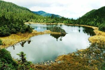 Ninety-nine Dragon Lakes