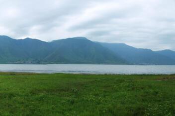 Chenghai Lake