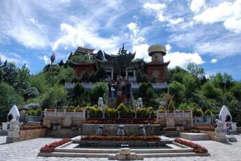 Bailong Cultural Square