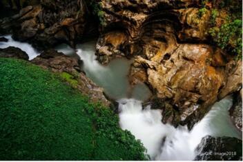 Jiuxiang Caves & Scenic Area