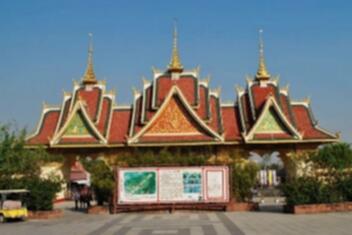 Mange Temple